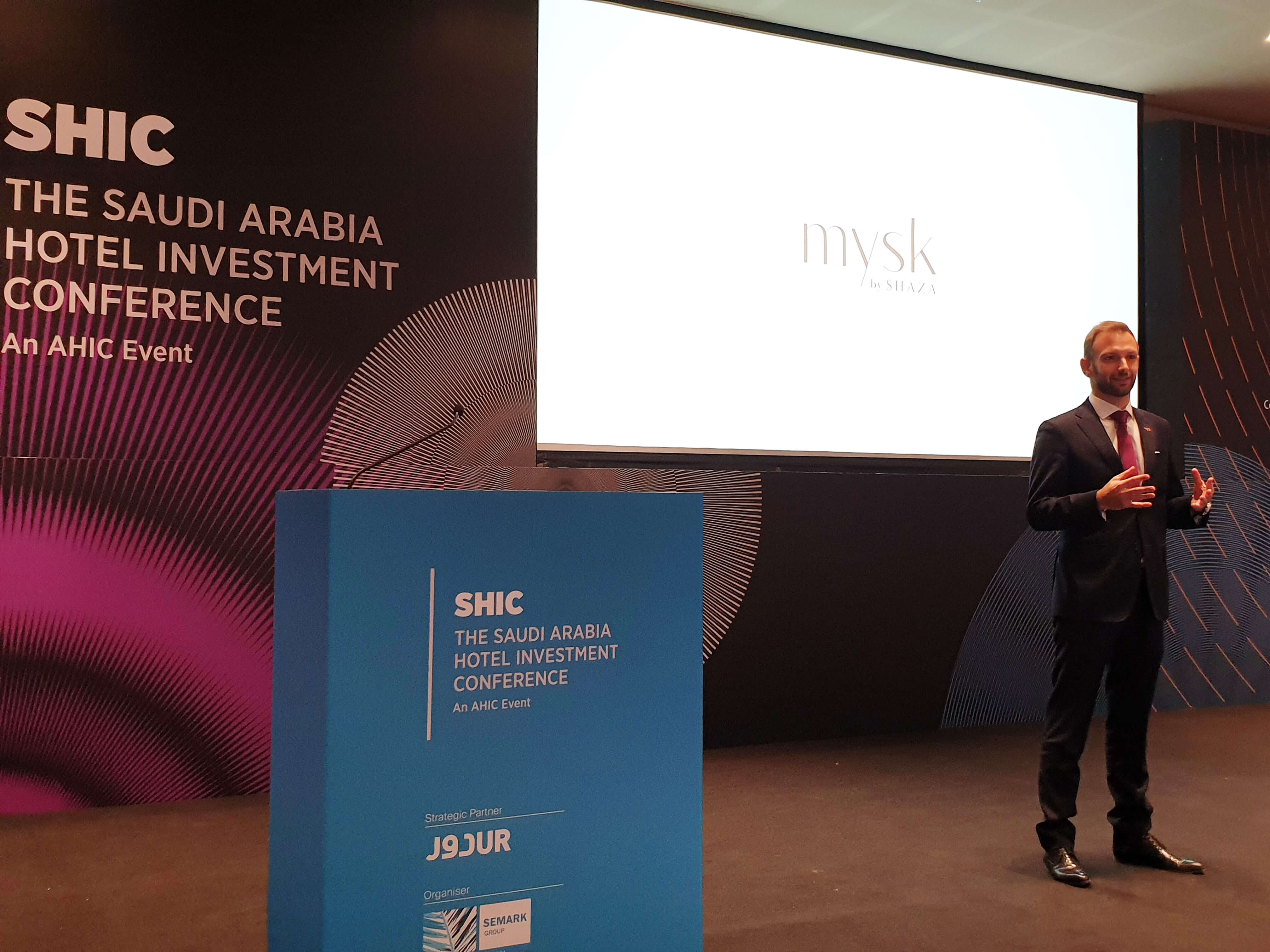'Mysk by Shaza' Win the Pitch Among Top New Brands at the Saudi Arabia Hotel Investment Conference